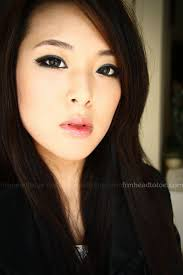 101 great technique makeup 101makeup 2ne1 can t ody cl asian eyes monolid makeup tutorial