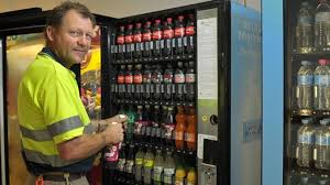 Stocking Vending Machines Custom Vending Machine Business Booms Thanks To Curtis Island Gladstone