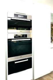 wall oven with microwave best combo contemporary and combination inch series convection kitchenaid su