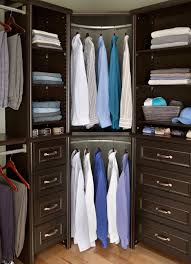 taking care of wood closet organizers