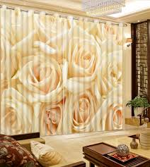 Yellow Curtains For Living Room Online Buy Wholesale Curtains Yellow From China Curtains Yellow