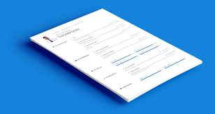 Find Free Resume Templates Online Picture Ideas References