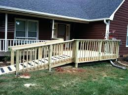 wheelchair ramps for home wheelchair ramp donated home depot team wheelchair ramp for house wheelchair ramps