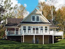Lakefront Home Plans Adorable Lake Front Home Designs  Home Lake Front Home Plans
