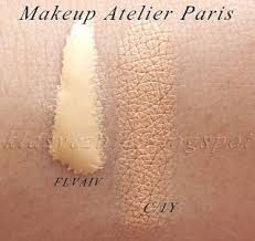 cream makeup corrector paris atelier c 1y