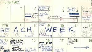 Calnedar Twitter Questions Kavanaughs 1982 Calendar Cnn Video
