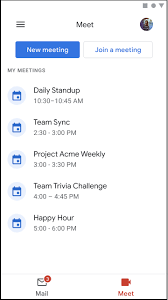 Using your browser, share your video, desktop, and presentations with teammates and customers. Google Workspace Updates Coming Soon Google Meet In Gmail On Mobile