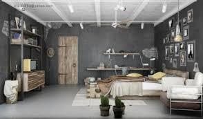 Industrial Bedroom Design Ideas 38 Attractive Industrial Bedroom Design Ideas For Unique