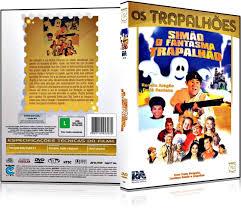 Amazon.com: Os Trapalhoes - Simao O Fantasma Trapalhao (Region 4) [Import]: Renato  Aragao, Dede Santana, Roberto Guilherme, Ivete Sangalo: Movies & TV