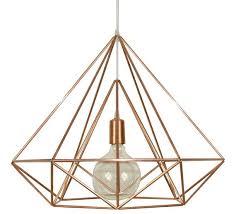 copper ceiling lights himmeli light