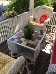 Floor Tables Diy Crate Coffee Table Make Over With Free Floor Samples From Home