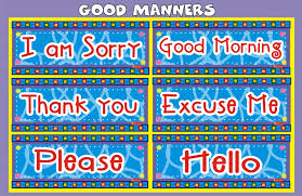 good manners and right conduct clipart  good manners at school villagesightings clipart · advertisement containing kids clipart