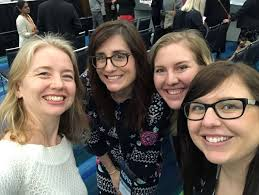 "Deborah Fields on Twitter: ""Seeing so many great USU people at AERA!  @ColbyTofelGrehl , @sunshineblitts , Kristin Searle, Julie Lamarra, Aubrey  Rogowski, Megan Hamilton! @utahstateITLS @usuCEHS… https://t.co/dOdwL8iyIF"""