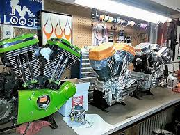 harley restoration pa harley engine rebuilding pa panhead engine
