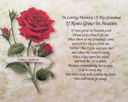 Birthday cards for sister in heaven ~ Birthday cards for sister in heaven ~ In memory of grandmother sympathy gift if roses grow in