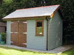 diy garden office. DIY Timber Garden Self Build Shed Or Room Office Diy D