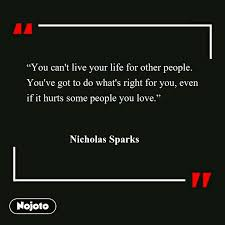 Nicholas Sparks Quotes The No Quotes Shayari Story Poem Interesting Nicholas Sparks Quotes