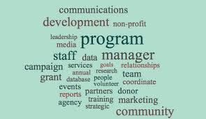 Resume Keywords Awesome Keywords For A Non Profit Resume Management Jobscan Blog