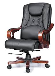 office leather chair. Wood And Leather Office Chair Nice Desk Modern Design
