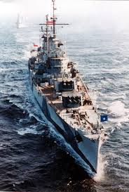 the chilean navy cruiser o higgins which was formerly uss brooklyn cl 40 was a light cruiser the lead ship of her class of seven and the third