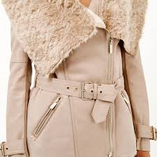 river island leather jackets harrington