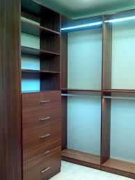 led light hanger rods beautiful closets