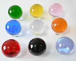 Small Decorative Balls 60mm Rare Acid small crystal healing balls sphere decorative solid 2