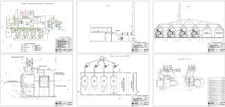 Учебные проекты котельных котельные агрегаты курсовые и  Дипломный проект Строительства новой блочно модульной котельной взамен существующей на ЗАО Проектстрой