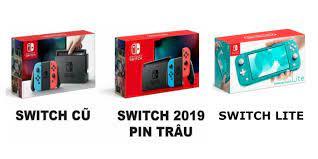Máy Nitendo Switch