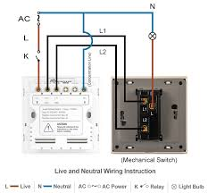 How To Wire 3 Switches To 1 Light Smart 3 Way Switch Socket 86 1 Gang Smart Home