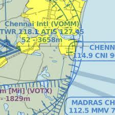 Vomm Approach Charts Vomm Chennai Intl