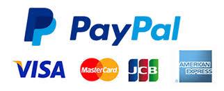 「クレジット 決済 ペイパル」の画像検索結果