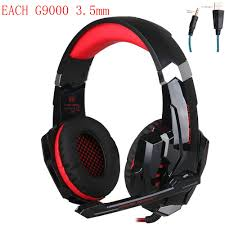 <b>KOTION EACH</b> G9000 <b>3.5mm</b> Stereo Gaming Headset Game ...