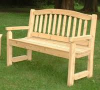 choosing durable wood garden bench 3
