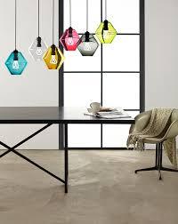 niche modern crystalline series lights with plumen designer light bulbs