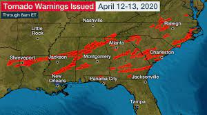 Easter Tornado Outbreak Spawns 140 ...