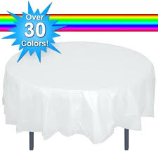 round plastic table covers plastic tablecloths table covers party table cloths places to visit plastic