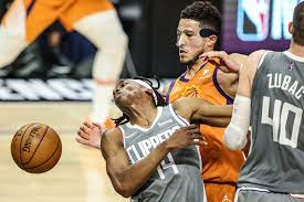 Game 4 loss to the Phoenix Suns ...