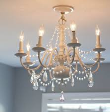 crystal chandelier for girls room designs