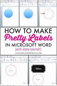 Formtec Label Template In Microsoft Word Prahu