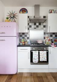 Retro Style Kitchen Appliance Refrigerators Are The Trend Retro Fresh Design Pedia