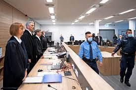 Jetzt läuft der prozess um den mutmaßlichen angreifer, der ein polizeibekannter islamist ist. Prozess Nach Messerattacke In Dresden Lebenspartner Sagt Per Videoschalte Aus