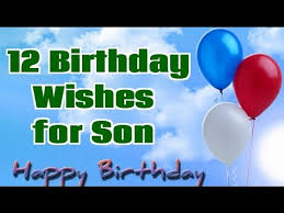 18th Birthday Quotes Stunning 48 Happy Birthday Wishes For Son YouTube