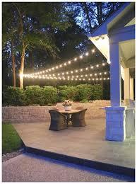 Outdoor Lighting Ideas 43 Outdoor Lighting Ideas For A Shabby Chic Garden 28