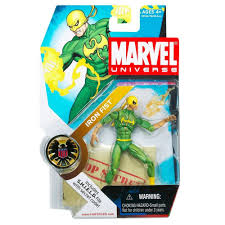 Marvel universe iron fist