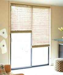 shades for sliding glass doors blackout roller