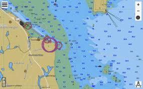 Tasman Sea Batemans Bay Marina Marine Chart Au_au5191p6