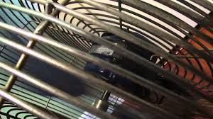 patton high velocity air circulator fan restoration part two patton high velocity air circulator fan restoration part two