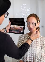 sydne style shows new years eve makeup ideas for sparkle