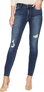 Sam Edelman Womens Kitten Mid Rise Ankle Skinny In Margaux